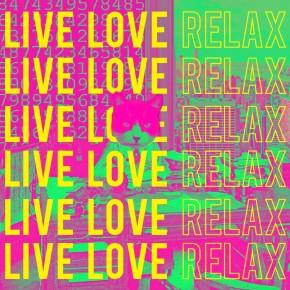 "STREETWALKER // LYRIC VIDEO ""LIVE LOVE RELAX"""
