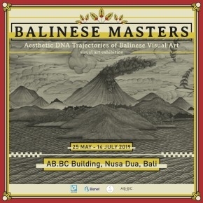 BALINESE MASTERS // AESTHETIC DNA TRAJECTORIES OF BALINESE VISUAL ART