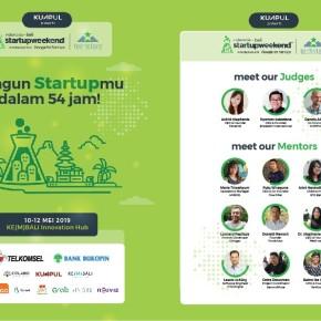 STARTUP WEEKEND INDONESIA - BALI