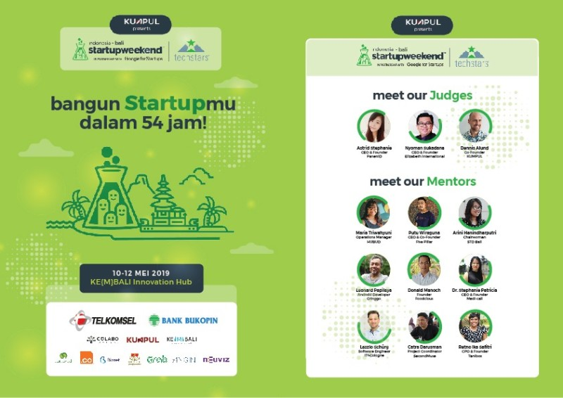 Poster Startup Weekend