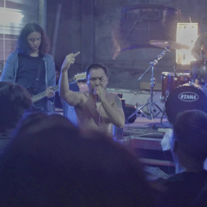BLACKTEETH // HALILINTAR GARAGE TOUR I