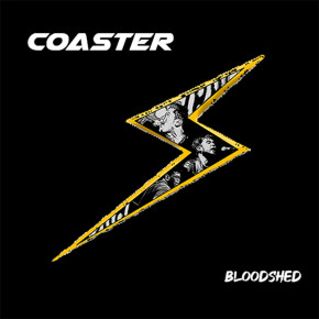 "COASTER // ALBUM ""BLOODSHED"""