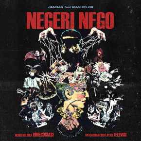 "JANGAR FEAT RIAN PELOR // SINGLE ""NEGERI NEGO"""