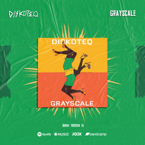"DISKOTEQ // MINI ALBUM ""GRAYSCALE"""
