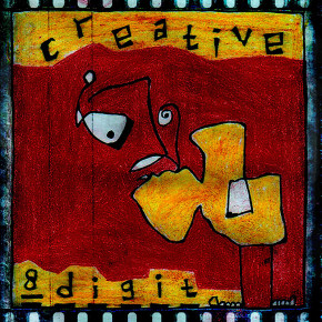 """8 DIGIT // ALBUM """"CREATIVE"""""""