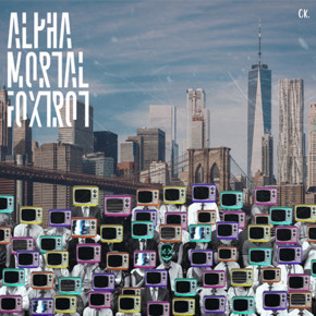 "ALPHA MORTAL FOXTROT // VIDEO SINGLE""WHITE COLLAR"""
