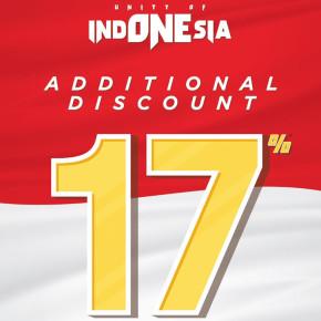 MEZZO // SEMARAK KEMERDEKAAN DENGAN PROGRAM UNITY OF INDONESIA
