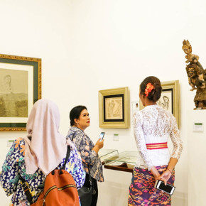 MUSEUM PASIFIKA WAKILI BALI JADI NOMINASI SUISTAINABLE TOURIST DESTINATION