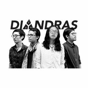 """DIANDRAS // MINI ALBUM """"IMAJINARIUM"""""""