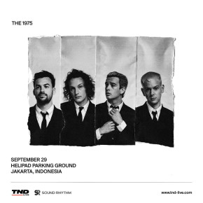 THE 1975 LIVE IN JAKARTA