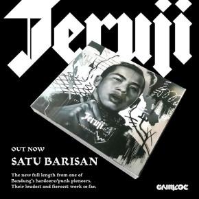 "JERUJI // ALBUM ""SATU BARISAN"""