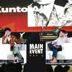 COMPFEST // MANTRA MANTRA PALING SERIUS DI MAIN EVENT COMPFEST HARI TERAKHIR