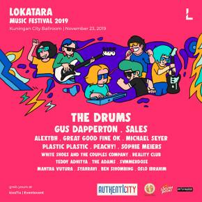 LOKATARA MUSIC FESTIVAL 2019 KEMBALI DIGELAR