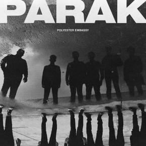 "POLYESTER EMBASSY // SINGLE ""PARAK"""
