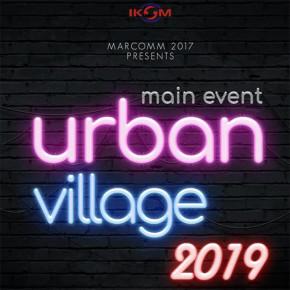 "MARCOMM 2017 TELKOM UNIVERSITY BANDUNG SIAP GELAR ""URBAN VILLAGE 2019"""