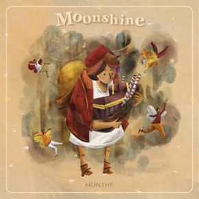 "MUNTHE // SINGLE ""MOONSHINE"""