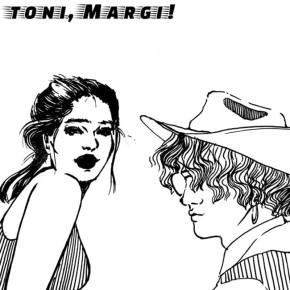 "HAPPIEST LOKAL // SINGLE ""TONI, MARGI!"""