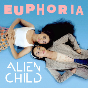 "ALIEN CHILD // MINI ALBUM ""EUPHORIA"""