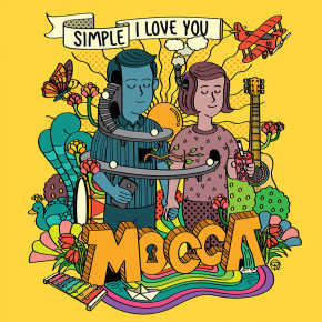 "MOCCA // SINGLE ""SIMPLE I LOVE YOU"""