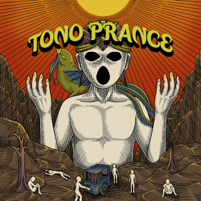 "TONO PRANCE // SINGLE ""ELVIS ELAH"""