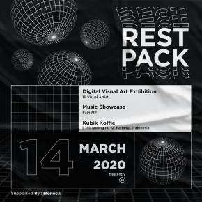 REST PACK // VISUAL ART PERFORMANCE PERTAMA DI KOTA PADANG