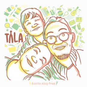 "BONITA ADOY PRAM // ALBUM ""TALA"""