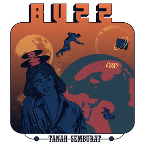 "BUZZ // VIDEO LIRIK ""TANAH SEMBURAT"""