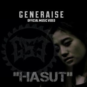 "GENERAISE // VIDEO MUSIK ""HASUT"""