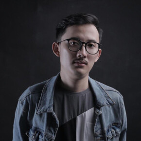 "RAMA NUGRAHA // SINGLE ""MERAH"""