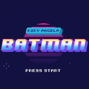 "KIKY ANGELA // VIDEO LIRIK ""BATMAN"""
