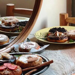 DIMDAY DONUTS // BALI ARTISANAL DONUT & COFFEE