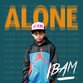 "IBAM // SINGLE ""ALONE"""