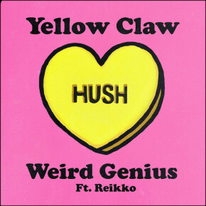 "YELLOW CLAW X WEIRD GENIUS FEATURING REIKKO // VIDEO MUSIK ""HUSH"""