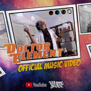"WHITE SWAN // VIDEO MUSIK ""DOCTOR ELEMENT"""