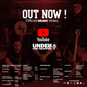 """EXCROWDED // VIDEO MUSIK """"UNDER THE TRAPPED"""""""