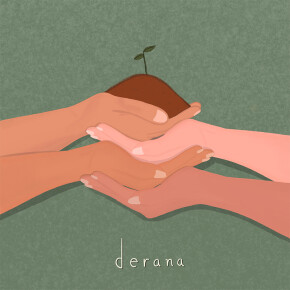 "INGGRID BEATRIX // SINGLE ""DERANA"""