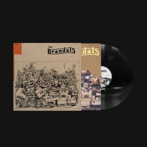 THE BRANDALS // RILIS ULANG DEBUT ALBUM DALAM FORMAT PIRINGAN HITAM