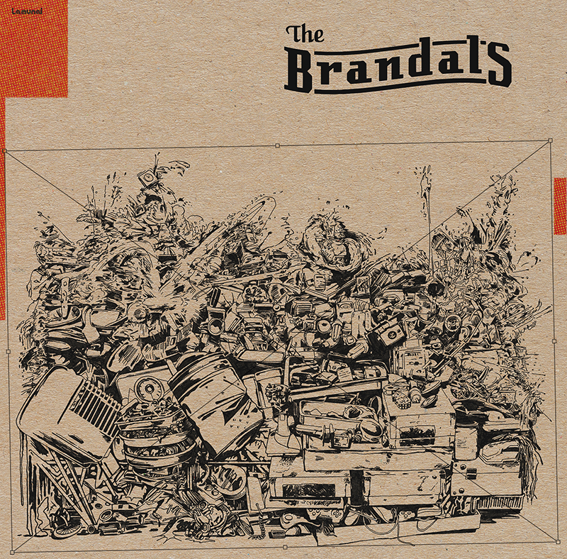 the brandals 5