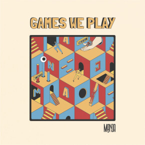 "MANJA // SINGLE ""GAMES WE PLAY"""