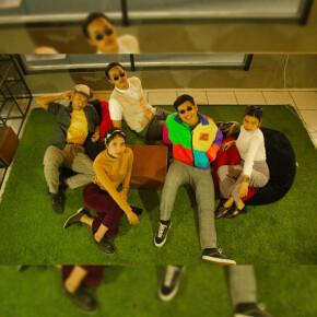 GLORIOUS FRIENDS, BAND PERWAKILAN INDONESIA DI SKA FESTIVAL