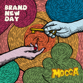 "MOCCA // SINGLE ""BRAND NEW DAY"""