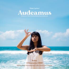 """WAKE UP IRIS ! // LEPAS VIDEO LIRIK DAN BAHASA ISYARAT INDONESIA DI SINGLE """"AUDEAMUS"""""""