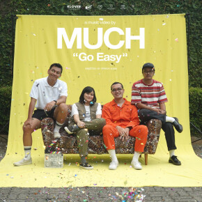 "MUCH // LEPAS VIDEO SINGLE ""GO EASY"""