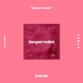 "SISKA KABUR // RILIS DEBUT SINGLE ""JANGAN NAKAL"""