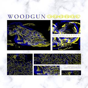 "WOODGUN // RILIS SINGLE PERTAMA DI 2021 ""BLACK GARDEN"""