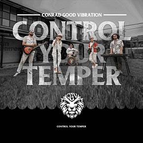 """CONRAD // RILIS LAGU """"CONTROL YOUR TEMPER"""""""