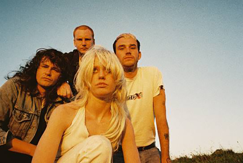 Amyl and the Sniffers-Body