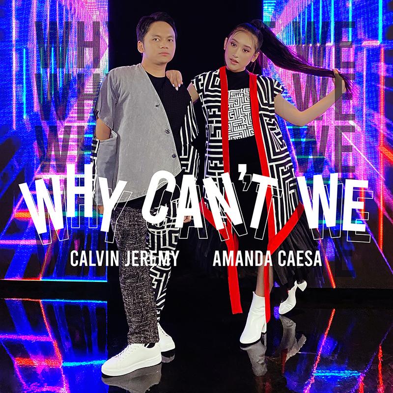 Calvin Jeremy dan Amanda Caesa-body