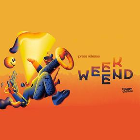 "TOMMY PRATOMO // MERILIS ALBUM ""WEEKEND"""