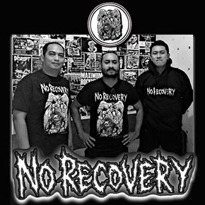 NO RECOVERY // RILIS ALBUM EGO-CEN-TRIS